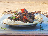 Recipes with Venison from Game Fresh Linlithgow